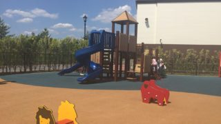 土岐プレミアムアウトレット 幼児が遊ぶ場所