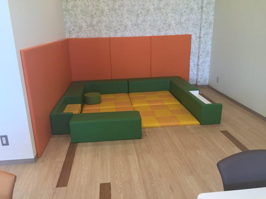 土岐プレミアムアウトレット 赤ちゃんスペース